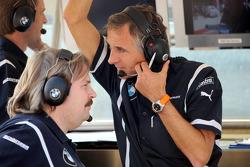 Charly Lamm, Team Manager, BMW Team Germany Schnitzer Motorsport