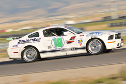 #19 Capaldi Racing Ford Mustang GT: Steve Phillips, Brian Smith