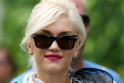 Gwen Stefani, singer of No Doubts