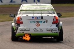 Harry Vaulkhard flames