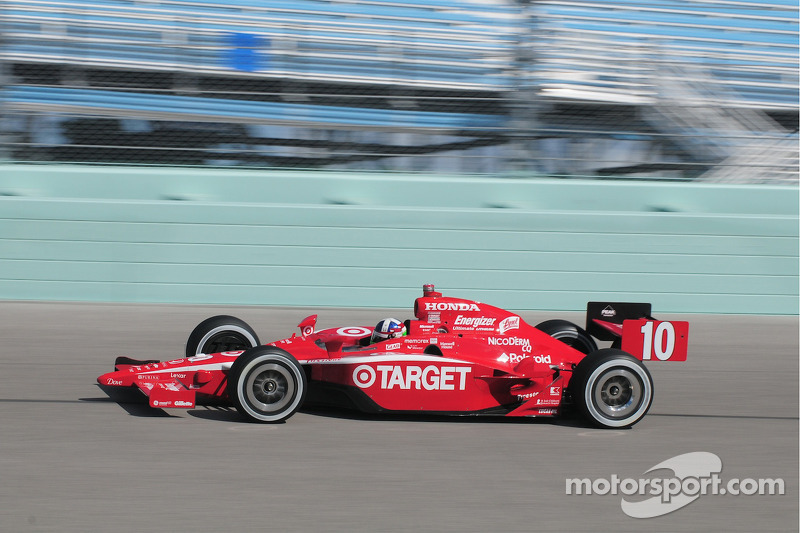 2009 IndyCar: Dario Franchitti, Chip Ganassi Racing, Dallara-Honda