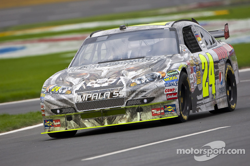 Jeff Gordon als Transformer