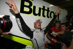 Jenson Button, BrawnGP wins the world championship