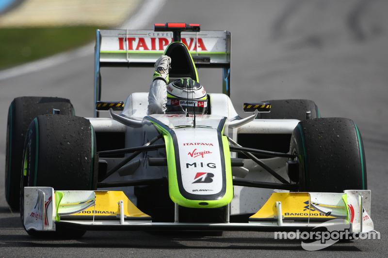2009 - Brawn GP BGP 001: Campeão Mundial, com 95 pontos