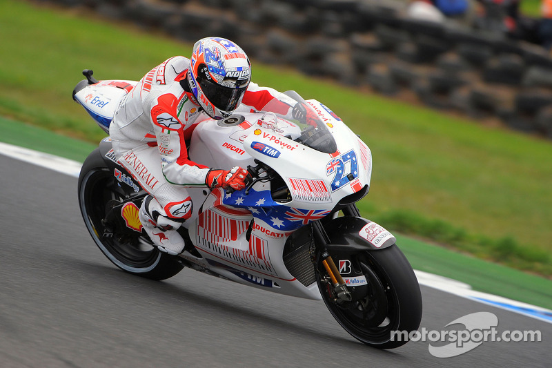 Casey Stoner, Ducati - Australian GP 2009
