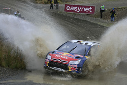 Daniel Sordo y Marc Marti, Citroen Total World Rally Team Citroen C4