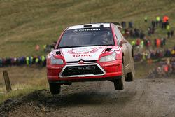 Aaron Burkart and Michael Kolbach, Citroen Junior Team Citroën C4 WRC
