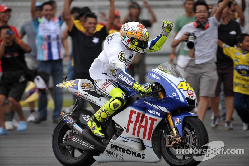 2009 - Валентино Россі, Yamaha