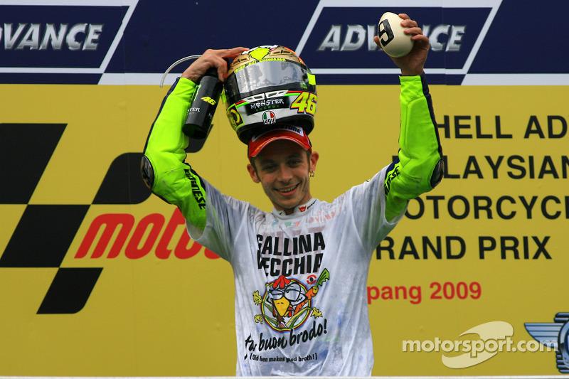 Гран При Малайзии, 2009