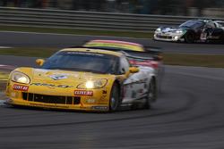 #4 PK Carsport Corvette C6R: Mike Hezemans, Anthony Kumpen