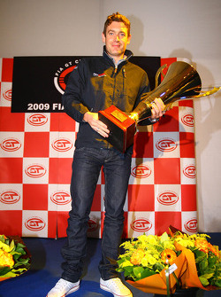 Prize giving party: FIA-GT GT2 champion Richard Westbrook