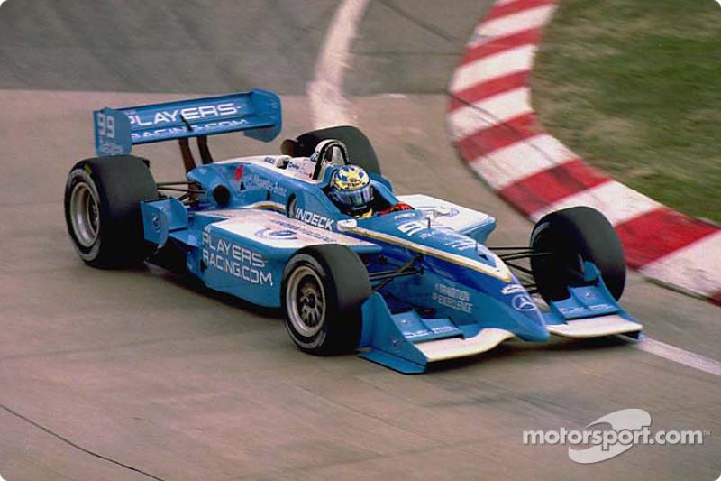 Player's & Forsythe Racing