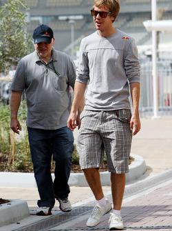 Norbert Vettel, Father of Sebastian Vettel, Sebastian Vettel, Red Bull Racing