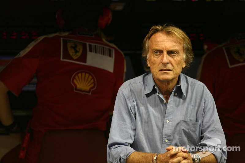 Luca di Montezemolo, Scuderia Ferrari