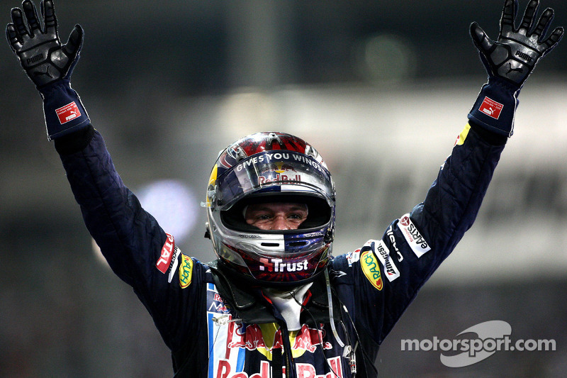 2010: Sebastian Vettel repite