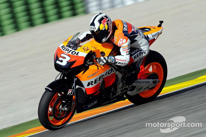 2009, MotoGP: 3º en el campeonato con 234 puntos