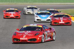 Ferrari Challenge: Stéphane Clareton