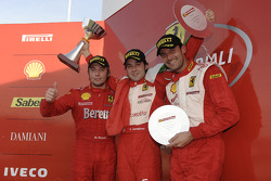 Ferrari Challenge: FCI Trofeo Pirelli race 1