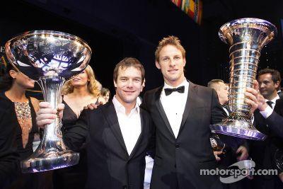 Cérémonie de gala des remises de prix de la FIA 2009, à Monaco