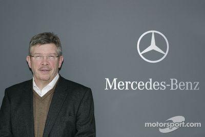 Michael Schumacher and Mercedes Grand Prix announcement