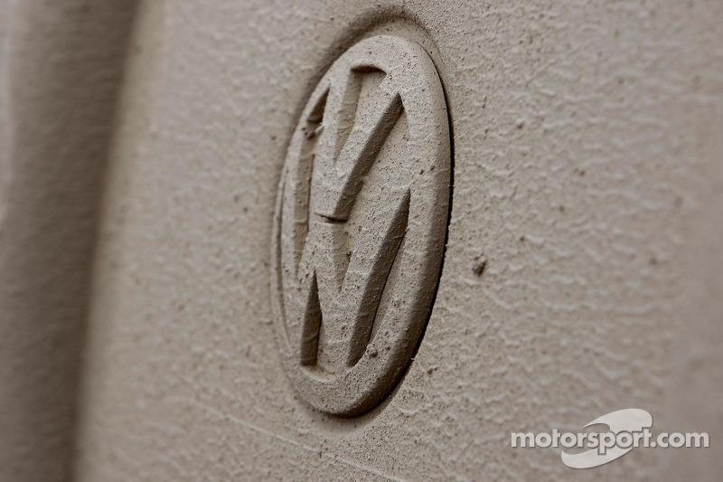 Detalle de la Volkswagen Touareg de Carrera