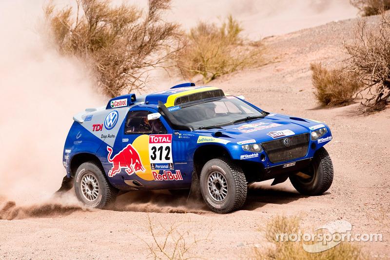#312 Volkswagen: Mauricio Neves et Clecio Maestrelli