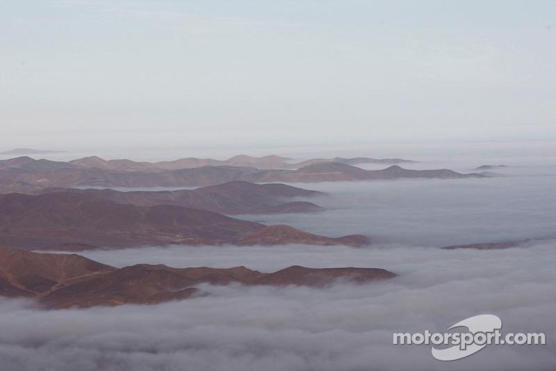 Des paysages spectaculaires entre Copiapo et Antofagasta