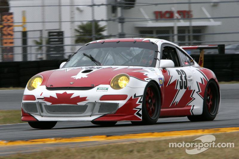#33 Bullet Racing Porsche GT3: Ross Bentley, Sean McIntosh, Kees Nierop, Darryl Oyoung, Steve Paquet