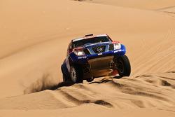 #308 Nissan Overdrive: Krzysztof Holowczyc y Jean-Marc Fortin