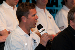 Conférence de presse de Chip Ganassi: Scott Pruett
