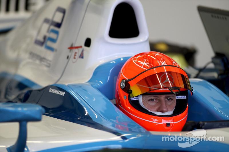 2010 год: тесты GP2