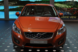 Volvo C30 3 Door Hatchback - Front View