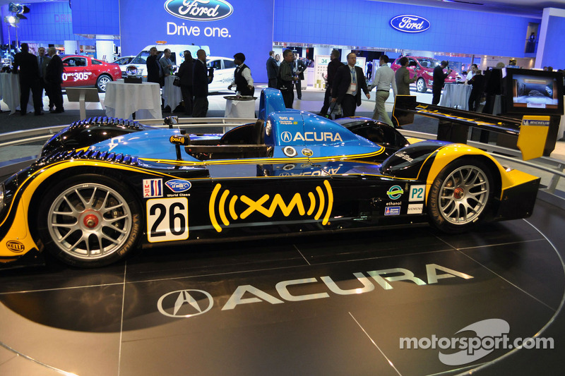 Andretti Green Racing Acura ARX-01B