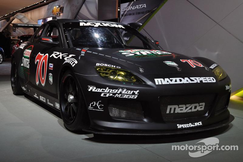 Speedsource Racing Mazda RX-8 GT