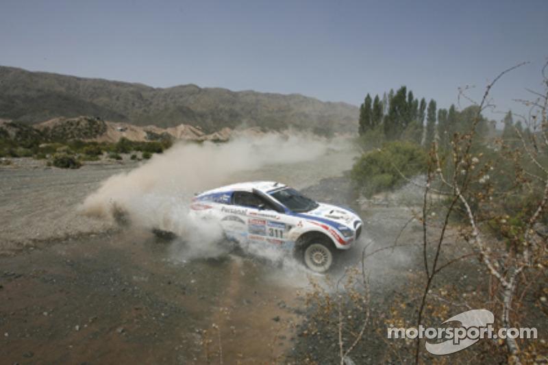#311 Mitsubishi: Orlando Terranova & Pascal Maimon