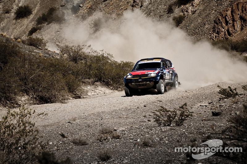 #307 BMW: Guerlain Chicherit et Tina Thorner