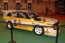 Audi Quattro Rallyauto