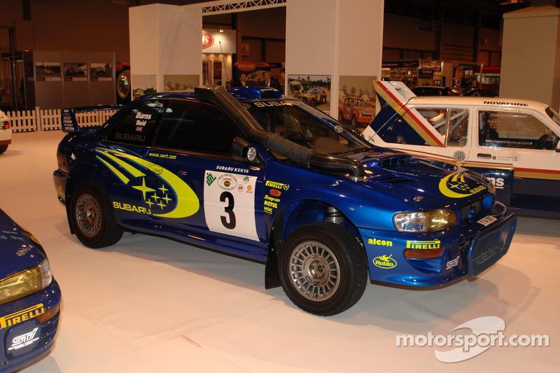 Richard Burns WRC Impreza