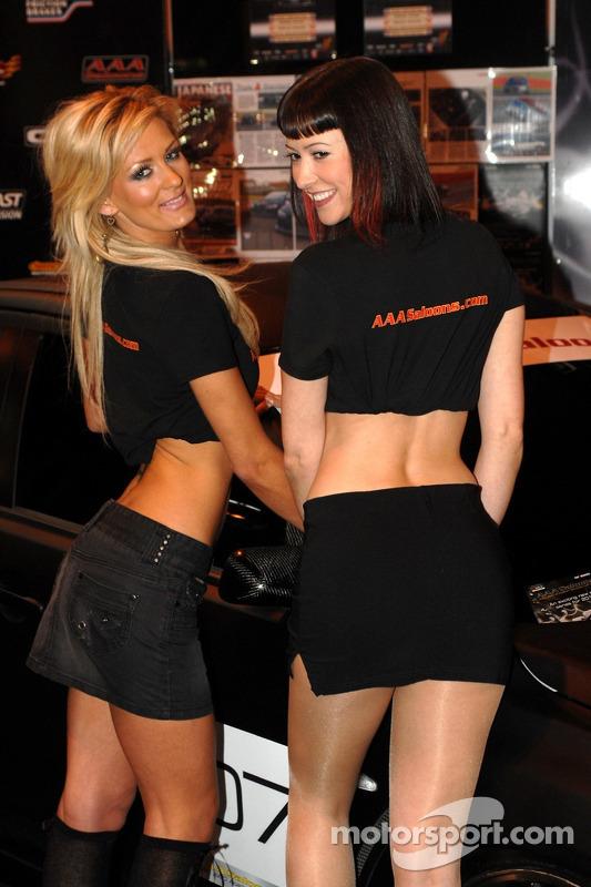 Hotesse AAA Saloons