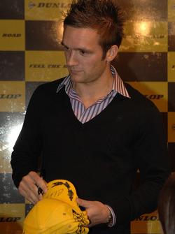 2009 BTCC kampioen Colin Turkington