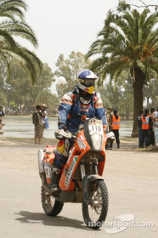 #110 KTM: Martin Freinademetz