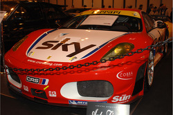 CRS Ferrari F430 GT2
