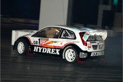 Pat Duran's Rally Cross Ford Fiesta