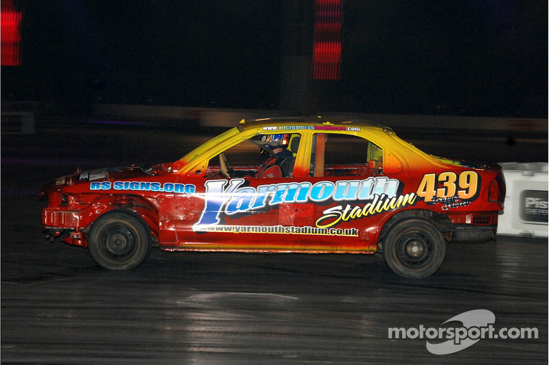 Banger Racing dans la Live Action Arena