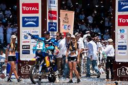 Motorfiets podium: vierde plaats voor Helder Rodrigues