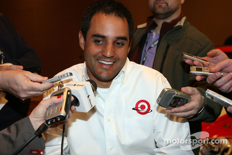 El veterano piloto del Earnhardt Ganassi Racing, Juan Pablo Montoya