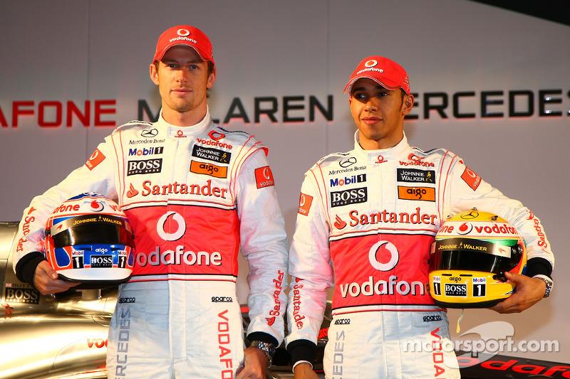 2010: Wechsel zu McLaren