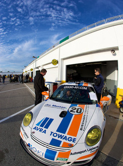 #20 Matt Connolly Motorsports Porsche GT3