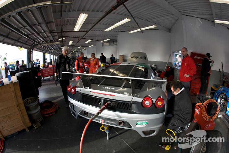 #52 Wil Mar Racing Ferrari 430 Challenge