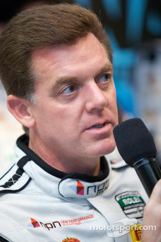 Conférence de presse NPN Racing: Scott Tucker